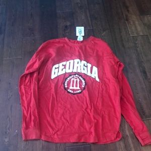 Tops - Georgia shirt with tags